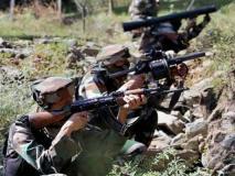 पाक सैनिकों ने फिर किया संघर्ष विराम उल्लंघन,मुंहतोड़ जवाब दे रही हैभारतीय सेना
