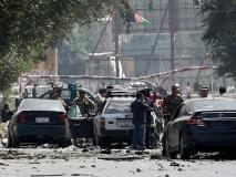 काबुल में तालिबान ने किया हमला,अमेरिकी दूतावास के पास फिदायीन विस्फोट, 10 लोगों की मौत,42जख्मी