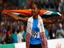 7 हफ्तों में हिमा दास ने जीता छठा गोल्ड, 300 मीटर दौड़ में मारी बाजी