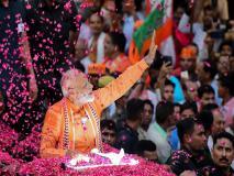 वाराणसी LIVE UPDATES : पीएम मोदी 128637 हजार वोटों से आगे, शालिनी यादव दूसरे नंबर