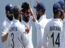 IND vs WI, 2nd Test: विकेट का जश्न मना रहे थे रवींद्र जडेजा, अंपायर ने इस वजह से बदल दिया फैसला