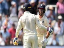 England vs Ireland: शतक से चूके जैक लीच, इंग्लैंड ने बनाई 181 रन की लीड