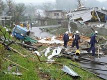 तूफान 'हगिबिस' का कहर, जापान में अब तक 43 मरे, 16 लापता,हजारों मकान क्षतिग्रस्त,बिजली एवं संचार व्यवस्था बेहाल