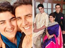 अक्षय कुमार ने बेटे आरव के जन्मदिन पर ऐसे किया विश, सामने आईं तस्वीरें