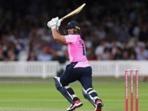 एबी डिविलियर्स ने इंग्लैंड में तूफानी पारी से मचाया तहलका, टी20 मैच में 43 गेंदों में ठोक डाले 88 रन