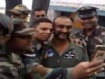 f-16 को ढेर करने वाले विंग कमांडर अभिनंदन का वीडियो, मस्ती के साथ ऑफिसर लगा रहे हैं भारत माता की जय के नारे