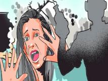 भाई के साथ घर जा रही लड़की पर दो मनचलों ने फेंका तेजाब, युवती की हालत गंभीर