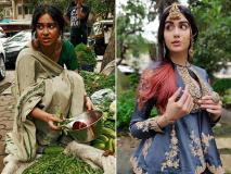 अदा शर्मा इस हाल में सड़क पर सब्जी बेचती आईं नजर, तस्वीरें हो रही हैं वायरल
