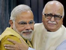 बीजेपी की ऐतिहासिक जीत पर लालकृष्ण अडवाणी ने जताई खुशी, पीएम मोदी और अमित शाह को दी बधाई