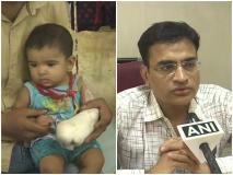गुजरात: नर्स पर बच्ची का अंगूठा काटने का आरोप, चिकित्सा अधिकारी ने कहा- गलती से जख्मी हुआ, टांके लगाकर जोड़ दिया