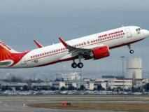 तेज हवा की चपेट में आने से एयर इंडिया का विमान क्षतिग्रस्त, 174 यात्री थे सवार
