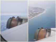 उड़ते जहाज का टूटकर गिरने लगा इंजन, इंजीनियर ने शेयर की ऐसी तस्वीर कि रातोंरात हुई वायरल