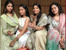 लंदन में फैमिली वेडिंग एन्जॉय कर रहीं शाहरुख की बेटी सुहाना खान से सीखें शादी में कैसे दिखें सबसे खूबसूरत