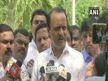 एनसीपी के अजीत पवार का बयान, 'नए साल से पहले महाराष्ट्र को मिलनी चाहिए सरकार', शिवसेना से बातचीत पर भी खोले पत्ते