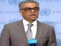 UNSC की बैठक के बाद पाकिस्तानी पत्रकार से 'दोस्ती का हाथ' मिलाकर छा गये अकबरुद्दीन, देखें वीडियो