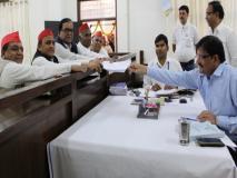 Lok Sabha Election: अखिलेश यादव ने आजमगढ़ से भरा अपना नामांकन