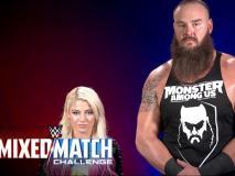 WWE चैंपियन एलेक्सा ब्लिस के रास्ते में आए कर्ट हॉकिंस, विशालकाय ब्रॉन स्ट्रोमैन ने धो डाला, देखें वीडियो