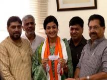 दिल्ली: 'आप' से अलग हुईं चांदनी चौक से पूर्व विधायक अलका लांबा कांग्रेस में शामिल