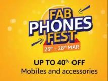 Flipkart के बाद Amazon पर भी शुरू हुई Fab Phones Fest सेल, सस्ते में मिल रहे फोन