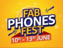 Amazon Fab Phone Fest सेल पर OnePlus 6T से लेकर Galaxy M30 पर मिल रहा 14,000 रु तक का बड़ा डिस्काउंट