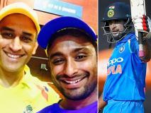 अंबाती रायुडू ने क्रिकेट से लिया संन्यास, वर्ल्ड कप टीम से नजरअंदाज किए जाने के बाद लिया फैसला