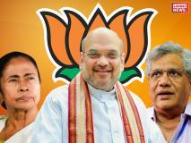 पश्चिम बंगाल में लेफ्ट हो गया भगवा, कांग्रेस के परंपरागत वोटर्स ने भी दिया BJP को वोट