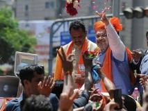 लोकसभा चुनाव: अमित शाह ने किया आज पटना में रोड शो, कांग्रेस उम्मीदवार शत्रुघ्न सिन्हा के दरवाजे से हुआ शुरू