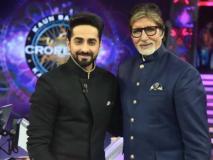 अमिताभ बच्चन के साथ पहली बार काम करेंगे आयुष्मान खुराना, 'गुलाबो सिताबो' में आएंगे नजर