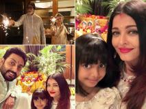 अमिताभ बच्चन ने परिवार संग इस अंदाज में मनाई दिवाली, Twitter पर शेयर की तस्वीरें