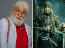 Happy Birthday Amitabh Bachchan: 7 तस्वीरें, जब लुक बदलने पर मजबूर हुए अमिताभ