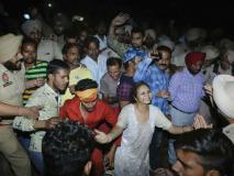 अमृतसर ट्रेन हादसाः चश्मदीद का आरोप- कांग्रेस ने आयोजित कराया था कार्यक्रम, हादसे के वक्त सिद्धू की पत्नी दे रही थीं भाषण