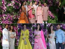 Akash-Shloka Wedding: शाहरुख खान, गौरी खान, आलिया भट्ट, जाह्नवी कपूर, टाइगर श्रॉफ, दिशा पाटनी समेत ये हस्तियां हुईं शादी में शरीक