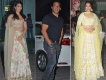Arpita Khan Diwali Party Pics: सलमान खान, जैकलीन फर्नांडिस, सोनाक्षी सिन्हा समेत इन हस्तियों का दिखा जलवा