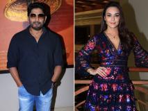 Photos: अरशद वारसी और प्रीति जिंटा ने इस अंदाज में किया फिल्म 'भैयाजी सुपरहिट' का प्रमोशन