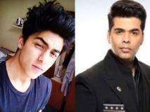 शाहरुख खान के बेटे आर्यन की बॉलीवुड में इस स्टारकिड के साथ होगी एंट्री, करण जौहर बनाएंगे फिल्म !