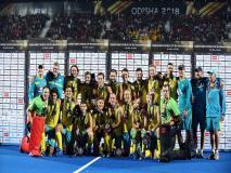 Hockey World Cup: ऑस्ट्रेलिया ने इंग्लैंड को 8-1 से रौंदा, जीता ब्रॉन्ज मेडल