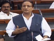 संसद में आजम की टिप्पणीकी ''अनदेखी नहीं की जा सकती और यहनिंदनीय है, इस पर कड़ी कार्रवाई होः लोजपा