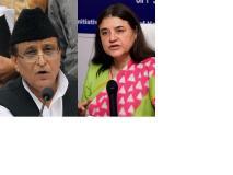 लोकसभा चुनाव 2019: योगी और मायावती के बाद आजम खान और मेनका गांधी पर चुनाव आयोग का एक्शन, प्रचार पर लगाई रोक
