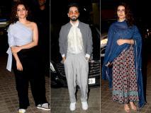 Badhaai Ho Screening: आयुष्मान खुराना, सान्या मल्होत्रा, फातिमा सना शेख समेत इन स्टार्स ने देखी फिल्म