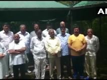 कर्नाटक सियासी संकट: बागी विधायक बोले-पीछे हटने का सवाल नहीं, विधानसभा की कार्यवाही में नहीं लेंगे हिस्सा