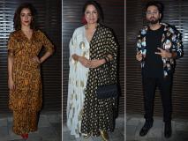 Badhaai Ho success Party: नीना गुप्ता, आयुष्मान खुराना, सान्या मल्होत्रा समेत ये स्टार्स आए नजर