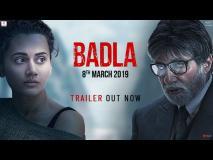 Badla Trailer Review: ट्रेलर में अमिताभ बच्चन और तापसी पन्नू के वो 5 डायलॉग जो भर देंगे आपमें रोमांच