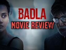 Badla Movie Review: जानिए अमिताभ और तापसी की फिल्म को किसने कितने दिए स्टार और क्या कहते हैं क्रिटिक्स