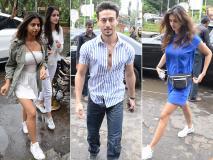 Photos: सुहाना खान, अनन्या पांडे, दिशा पाटनी, टाइगर श्रॉफ समेत ये सितारे आए बांद्रा में नजर