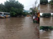 दिल्ली NCR में भारी बारिश, गुरुग्राम सहित इन हिस्सों में लगा जाम