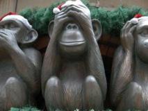 शरद जोशी का रचना: दार्शनिक के तीन बेटे और तीन आदर्श बंदर