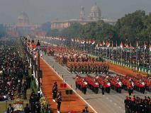 'बीटिंग द रिट्रीट' के साथ हुआ 70वें गणतंत्र दिवस का समापन, 'सारे जहां से अच्छा' की धुन से गूंजा राजपथ