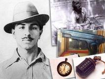 'भगत सिंह को बचाने की पूरी कोशिश की थी बापू ने'