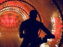'भारत' के सेट से लीक हुई तस्वीर, कुछ इस अंदाज में दिखे सलमान खान