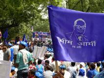पानी लेने गई दलित महिला के साथ यौन उत्पीड़न, भीम आर्मी कार्यकर्ताओं के विरोध के बाद हिरासत में लिये गये आरोपी